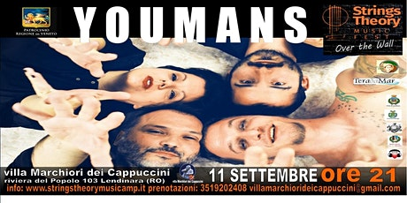 STRINGS THEORY MUSIC FEST - Youmans biglietti