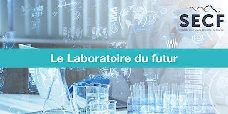 Webinaire : Le laboratoire du futur à l'ère de la transition numérique billets