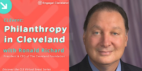 CLEvent: Philanthropy in Cleveland with The Cleveland Foundation's CEO tickets