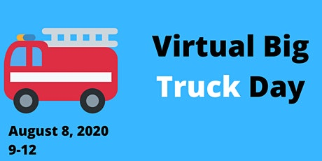 Virtual Big Truck Day tickets