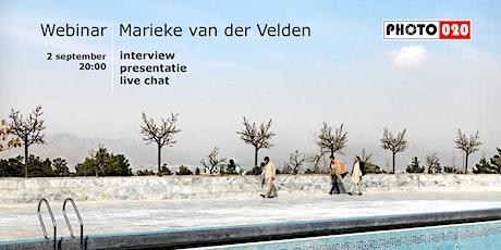 Photo020 Webinar Marieke van der Velden 2 sept 2020 tickets