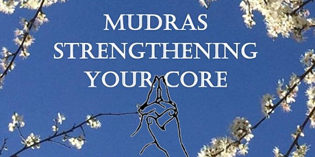 Workshop - Strengthening your Core with Mudras billets