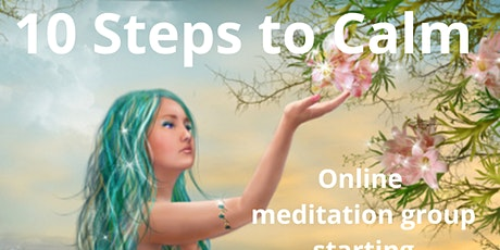 10 Steps to Calm tickets
