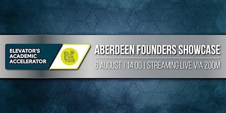 Aberdeen Academic Accelerator Showcase tickets