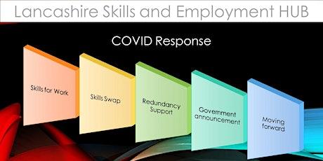 Skills and Employment - Lancashire's response tickets