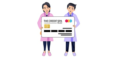 The Credit Spa: Stimulus Credit Repair Package tickets