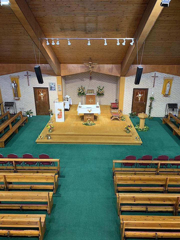 Corpus Christi Sunday Evening Mass 5.00PM image