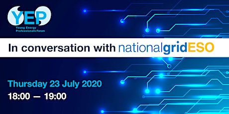 YEP Forum In Conversation With…National Grid ESO tickets