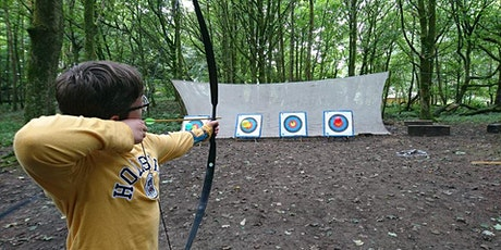 Archery - 1 hr 15 mins - age 5+ - Bridgend tickets