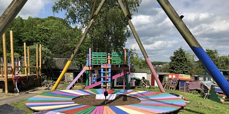 PlayBradford Big Swing Playground session tickets