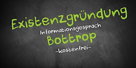 Existenzgründung Online kostenfrei - Infos - AVGS Bottrop Tickets
