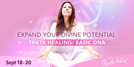Theta Healing® Basic DNA Certification Course tickets