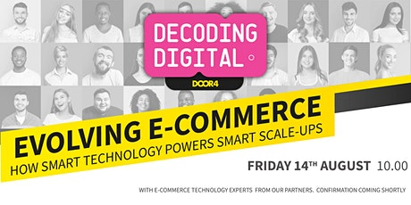 Decoding Digital - Evolving E-commerce tickets