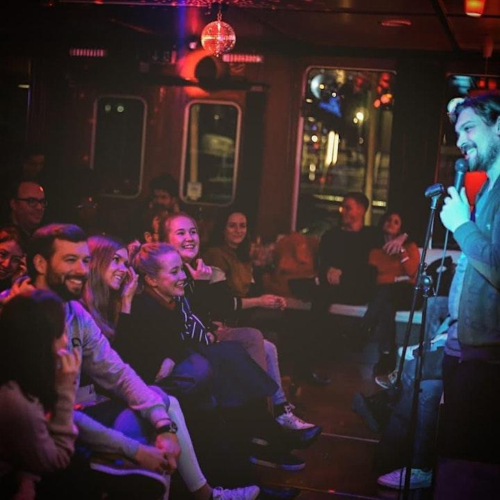 English Stand Up - Propaganda Comedy - New in Town Showcase #10 (w/ shots) image