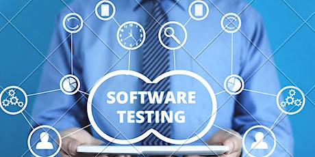 16 Hours Software Testing Training Course in Wheeling tickets