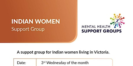 Indian Women Support Group tickets