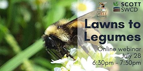 Scott SWCD Lawns to Legumes tickets