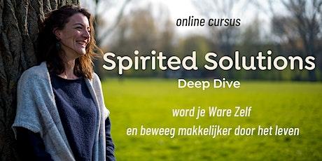 Spirited Solutions - Deep Dive Birthday Ticket tickets