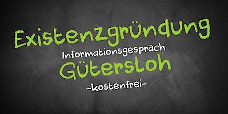 Existenzgründung Online kostenfrei - Infos - AVGS Gütersloh Tickets