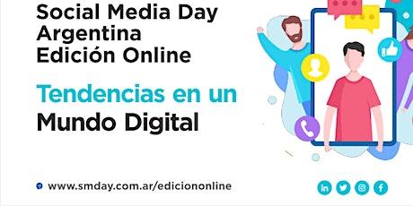 Social Media Day Argentina - Grabación del Evento - 1ra edición online entradas