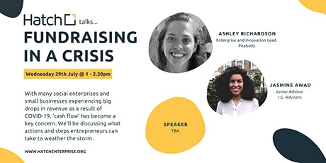 Hatch Talks: Fundraising in a Crisis tickets
