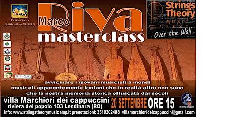 STRINGS THEORY MUSIC FEST - MASTERCLASS - Marco Riva biglietti