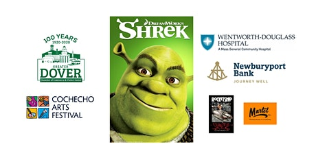 Cochecho Arts Festival Drive-In Movie Night tickets