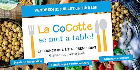 La Cocotte se met à table! - Le brunch de l'entrepreneuriat billets