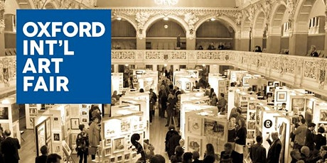 Oxford International Art Fair Sat 30th October 2021 tickets