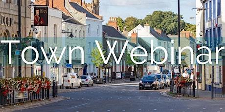 Wellington - Town Webinar tickets