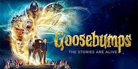 Tamworth Community Cinema Matinee Showing - Goosebumps tickets