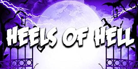 Heels of Hell  2021 - Amsterdam 14+ (Rescheduled) tickets