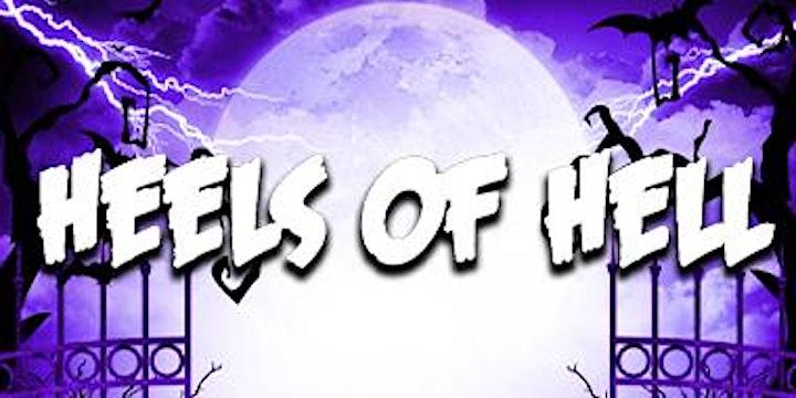 Heels of Hell  2021 - Glasgow 14+ (Rescheduled) image
