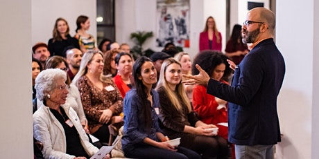 FEARLESS CHAT 30: Are you a Leader of the Love Revolution? tickets
