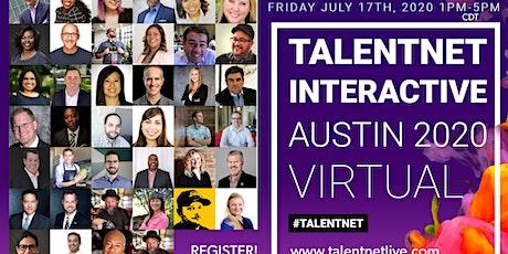 TalentNet Interactive Austin HR / Recruiting Conference 2020 tickets