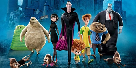 Tamworth Community Cinema Matinee Showing - Hotel Transylvania tickets