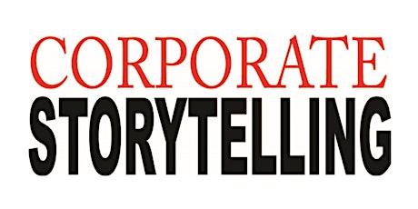 WEBINAR: Corporate Storytelling tickets