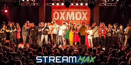 HAMBURG-BANDCONTEST powered by OXMOX Tickets