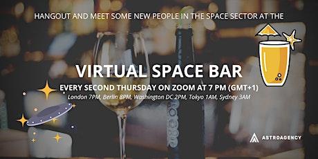 Virtual Space Bar Tickets