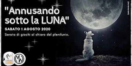Annusando sotto la Luna biglietti