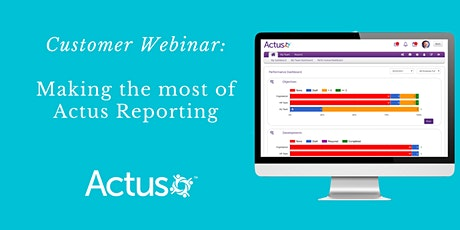 Customer Webinar: Making the most of Actus Reporting tickets