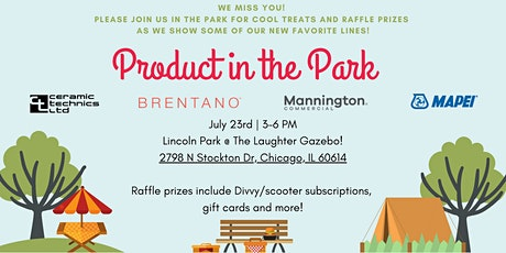 Product in the Park tickets