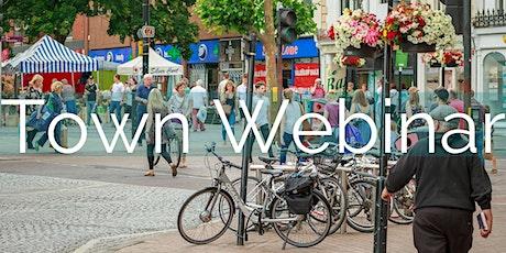 Taunton - Town Webinar tickets