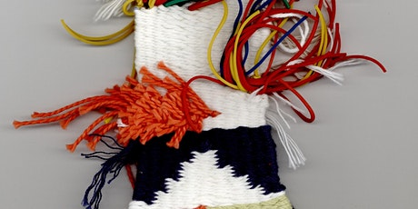 Creative Weaving with Lucy Brown (Sept 2020) tickets