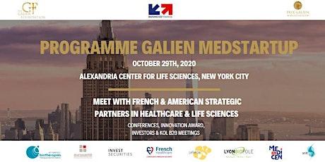 Galien Medstartup Partnering Day tickets