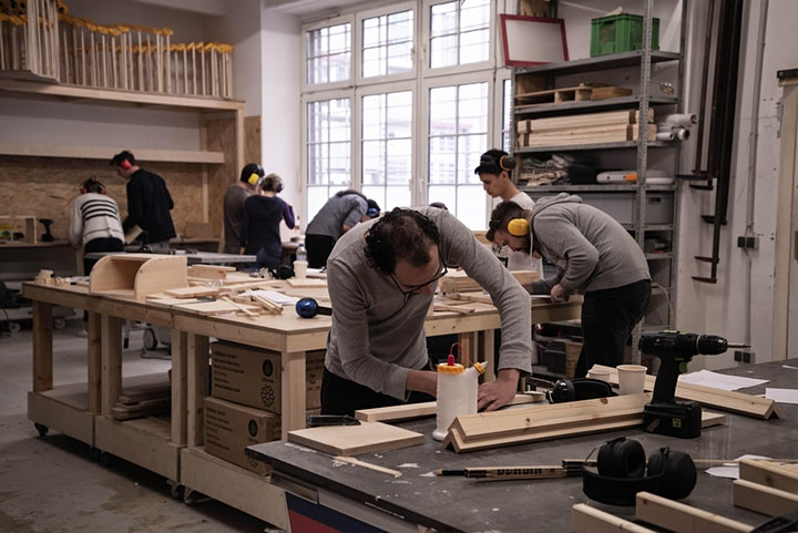 Working with Wood - A Beginners' Workshop image