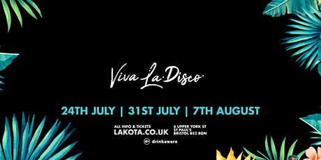 Viva La Disco: Crazy P (DJ Set) tickets