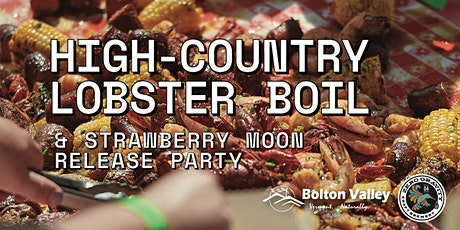 High-Country Lobster Boil tickets