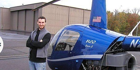 Helicopter Flying Lesson and you WILL Take the Controls and FLY) tickets