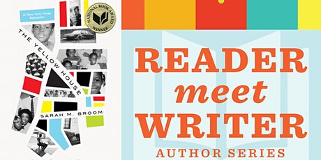 Reader Meet Writer | Sarah Broom and Imani Perry tickets